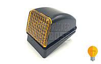 Габаритный фонарь под лампочку Желтый VOLVO FH12 - FH-16 - FM7 - FM12 (1993-2005) 24v YP