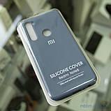 Чехол Original Soft Xiaomi Redmi Note 8 Lavender Gray, фото 8