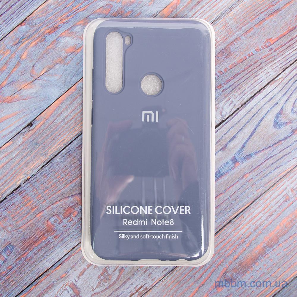 Чехол Original Soft Xiaomi Redmi Note 8 Lavender Gray