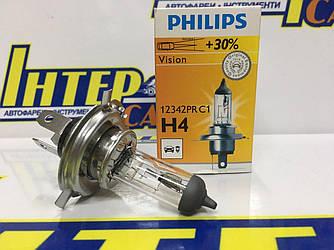 Галогенная лампа Philips Vision H4 12V 12342PRC1