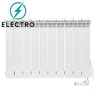 Электрорадиатор ELECTRO.10S, стандарт 500/96 (168Вт) программатор 950В