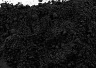 Пігмент залізоокисний CARBONE А389 ек.чорний.Poland. Пігмент для бетону, тротуарної плитки