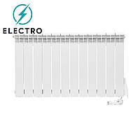 Электрорадиатор ELECTRO.12S, стандарт 500/96 (168Вт) программатор 1300Вт