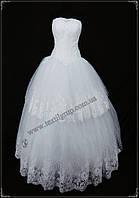 Свадебное платье GM015S-SIK007, фото 1
