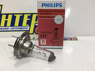 Галогенная лампа Philips 13972MDC1 H7 MasterDuty (1шт.)