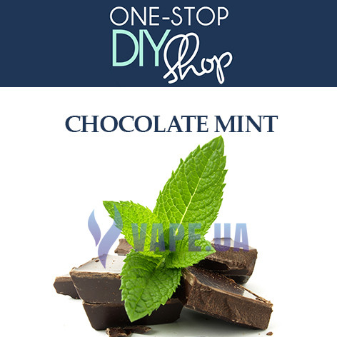 Ароматизатор One Stop DIY  Chocolate Mint (Шоколад с мятой)