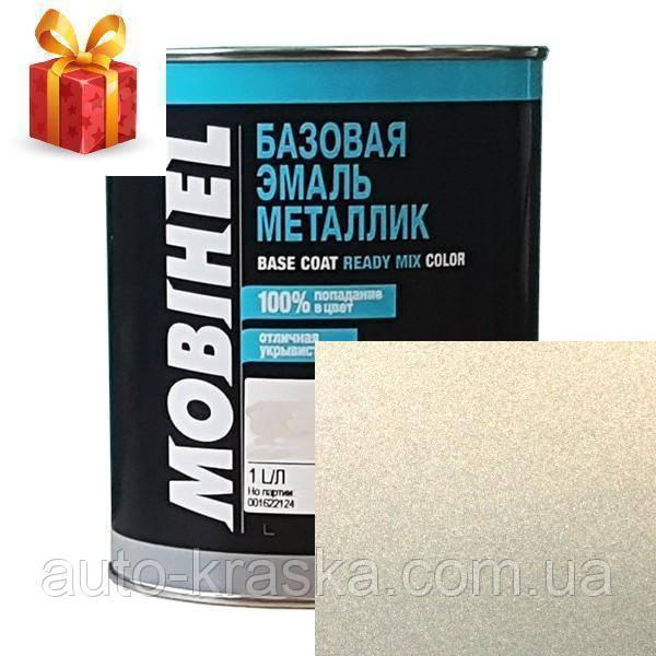 Автофарба Mobihel Металік 383 Ніагара 1л.