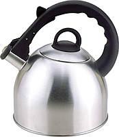 Чайник со свистком на 2,5 л Con Brio