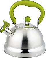 Чайник со свистком на 2,7 л Con Brio