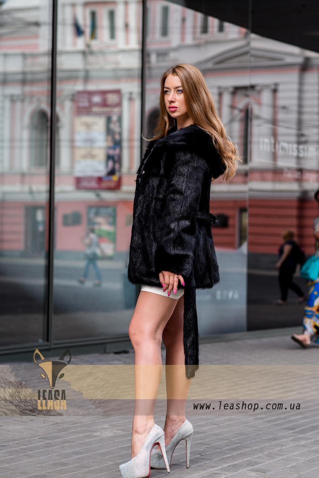 Шуба с ондатры в Украине ФОТО