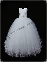 Свадебное платье GM015S-SIK009, фото 1