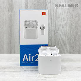 Беспроводные Наушники XIAOMI Mi AIR 2  TWSEJ02JY (White)