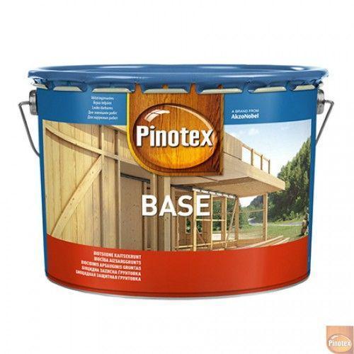 Грунтівка деревозахисна Pinotex Base (Пінотекс База) 3л безбарвний