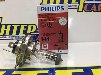 Галогенная лампа Philips H4 MasterDuty 13342MDC1
