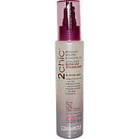 Спрей для укладки волос феном с кератином и маслом арганы, Giovanni, 2chic, 118 мл