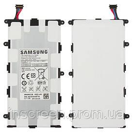 Акумулятор Samsung SP4960C3B для P3100 Galaxy Tab 2 7.0, P3110, P3113, P6200, P6210 4000mAh
