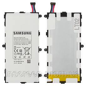 Акумулятор Samsung T4000E для P3200 Galaxy Tab3, T210, T2100 Galaxy Tab 3, T211, T2110 Galaxy Tab 3, 4000 маг