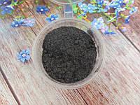 Ворсовой порошок (бархатная пудра, флок) ТЕМНО-СЕРЫЙ, 5 грамма