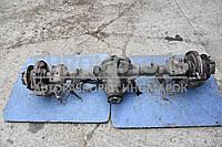 Мост ведущий задний в сборе под диски без ABS двухкатковый спарка 9/38 Iveco Daily (E4)  2006-2011 66007186886