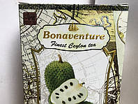 Чай чорний з саусепом Bonaventure 100г