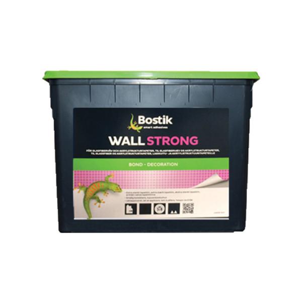 Клей шпалерний для склополотна і стеклообоев BOSTIK WALL STRONG 75, 5л