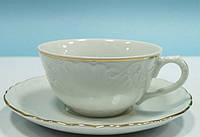 Фарфоровая чайная чашка 0,24 л Cmielow Rococo