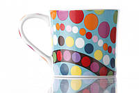 Фарфоровая чашка с рисунком Vinzer