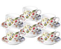Чайный сервиз 12 пр Лесные ягоды