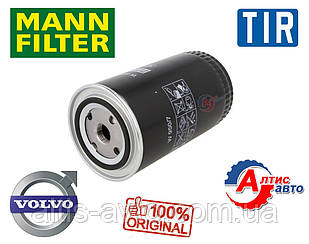 Фильтр масляный Volvo FL 6,7, FLC Mann Filter вкручиваемый (колба) для грузовиков
