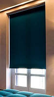 Тканевые ролеты, рулонные шторы Блэкаут BLACKOUT (полное затемнение) ткань Нео