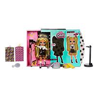 Большая кукла ЛОЛ Surprise! O.M.G Fashion Doll - Alt Grrrl ОРИГИНАЛ