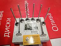 Впускной клапан (комплект 8 шт) Renault Trafic 2 2.5 dCi G9U (Original) -7701472669, фото 1