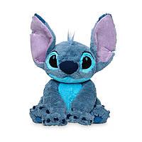Великий ПЛЮШЕВИЙ СТІЧ «ЛІЛО І СТІЧ» Stitch Plush – Lilo & Stitch.Дісней оригінал.46см., фото 1