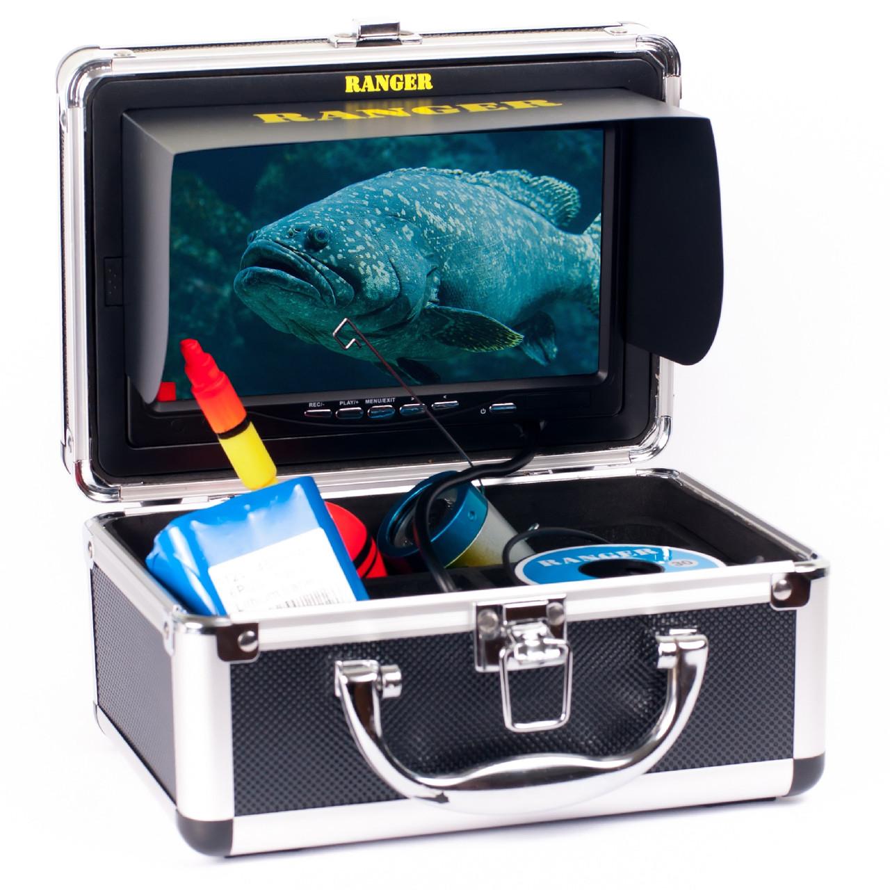 Подводная видеокамера Ranger Lux Record (Арт. RA 8830) + бесплатная доставка!!! -500 ГРН СКИДКА!!!