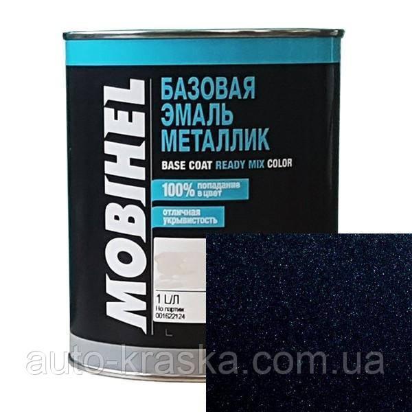 Автокраска Mobihel металлик 482 Черника 0.1л.