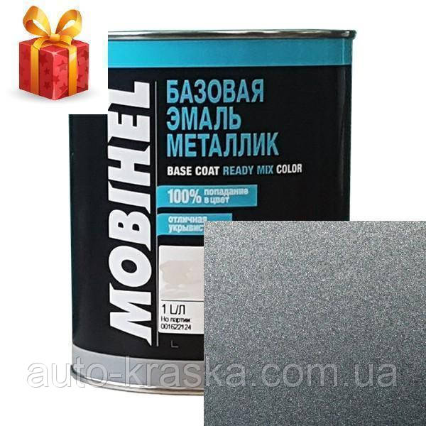 Автокраска Mobihel Металлик 483 Сириус 1л.