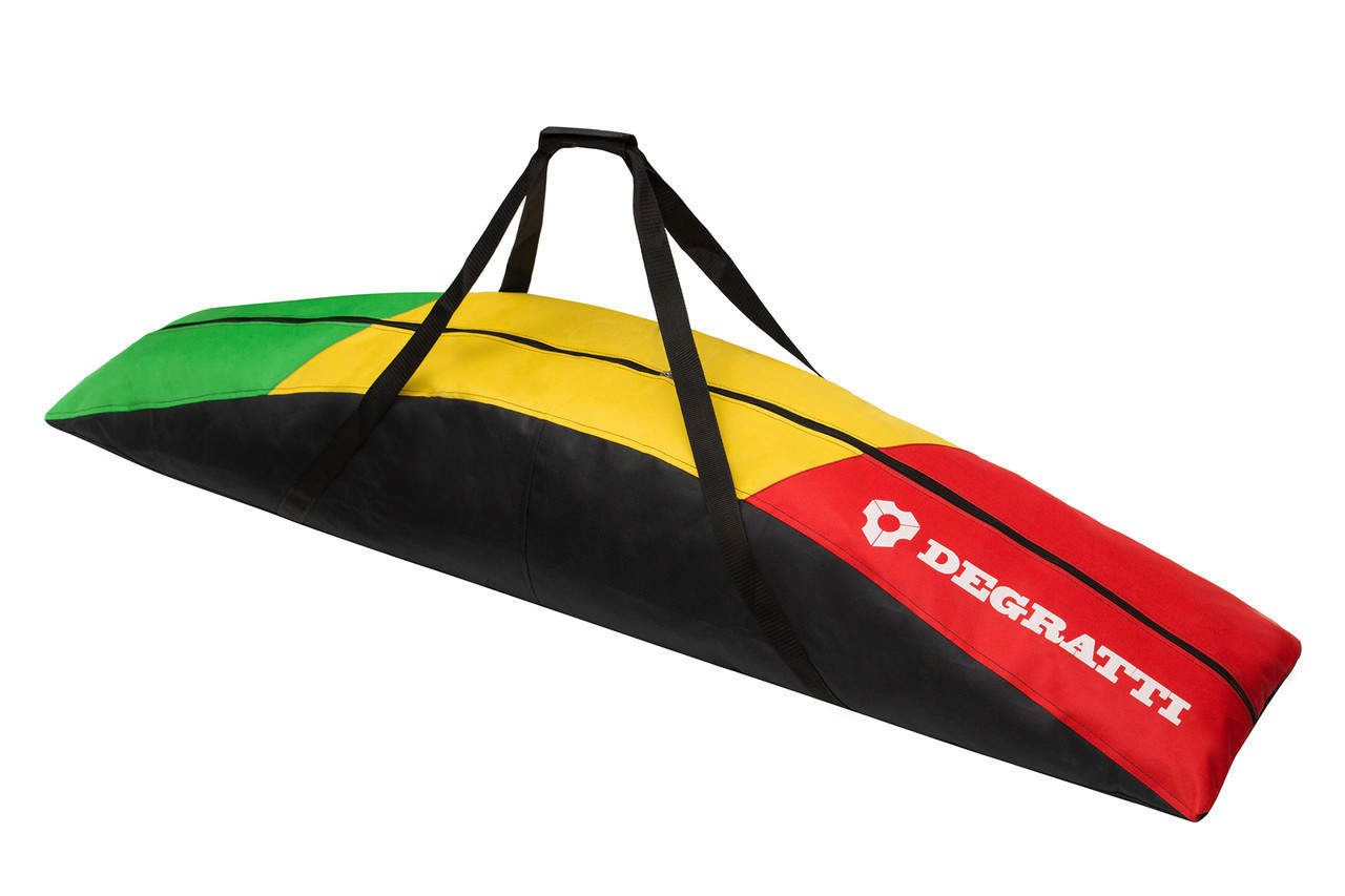 Чохол для сноуборду Degratti Board 170 Green-Yellow-Red