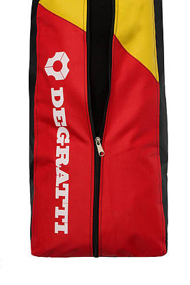 Чохол для сноуборду Degratti Board 170 Green-Yellow-Red, фото 3