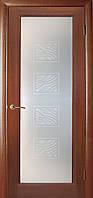 Двери межкомнатные (дубовый шпон крашенный) Максима блок