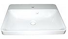 Умывальник накладной Fancy Marble GRETA 550х430, фото 5