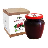 Брусничная паста «LiQberry», 550 мл
