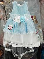 Нарядные бальные платья детские