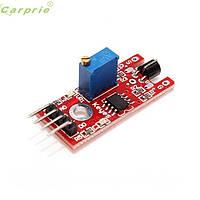 Датчик касания Модуль KY-036 Ардуино, Сенсор, Модуль дотику. Arduino Metal touch sensor module MPSA13