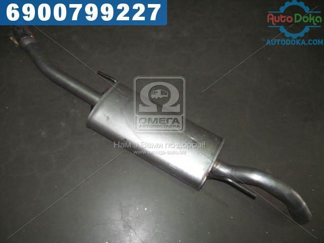 Глушитель задний ФОЛЬКСВАГЕН PASSAT (производство  Polmostrow)  30.130