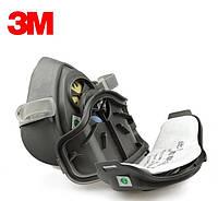 Полумаска респиратора от пыли 3М 3200 + 20 сменных фильтров