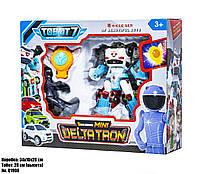 Трансформер-тобот Q1908 DELTATRON, фото 1