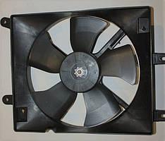 Вентилятор охлаждения главный Авео 1,2-1,4 КАР Корея