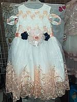 Нарядные праздничные платья детские