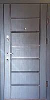 Бронедвери венге - текстура белая 470