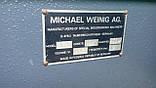 Четырехсторонний станок Weinig Profimat 23E, фото 9